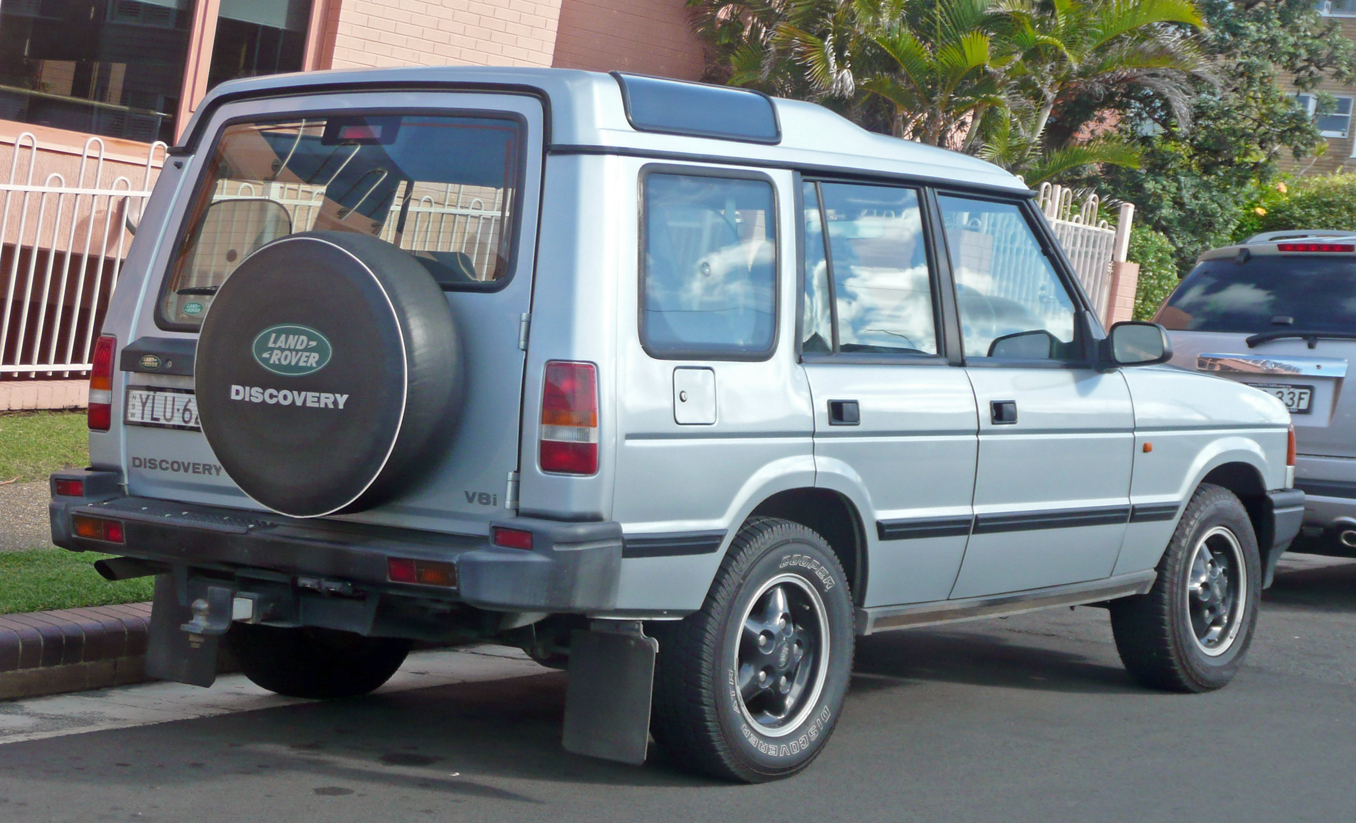 land rover discovery i 1993 images