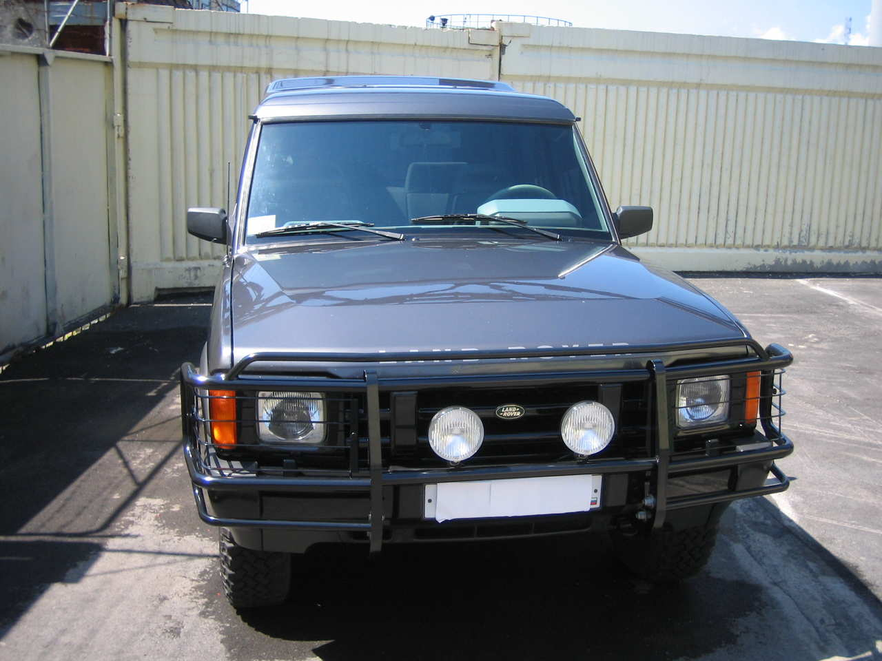 land rover discovery i 1993 pics