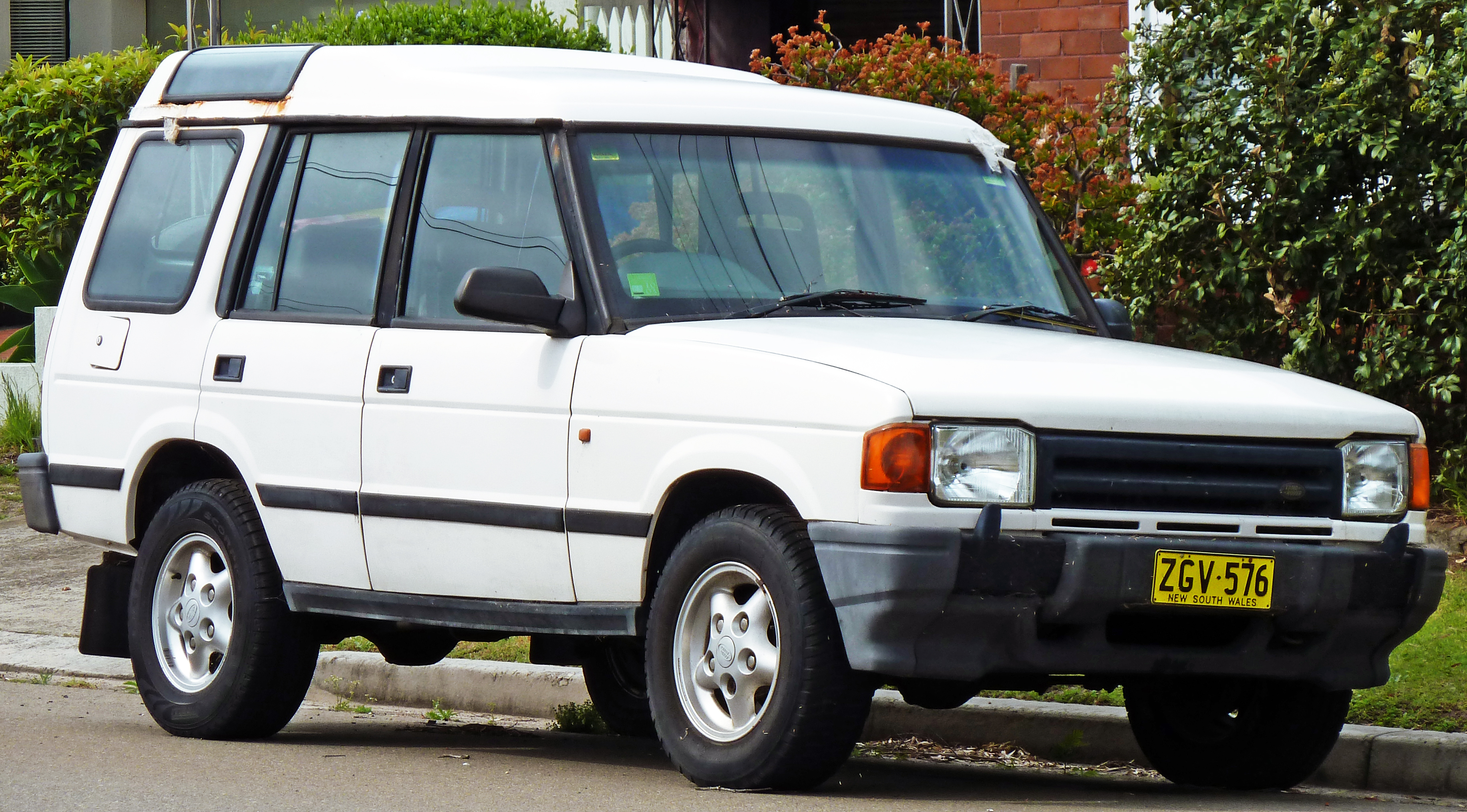 1994 Land rover Discovery i – pictures, information and specs - Auto