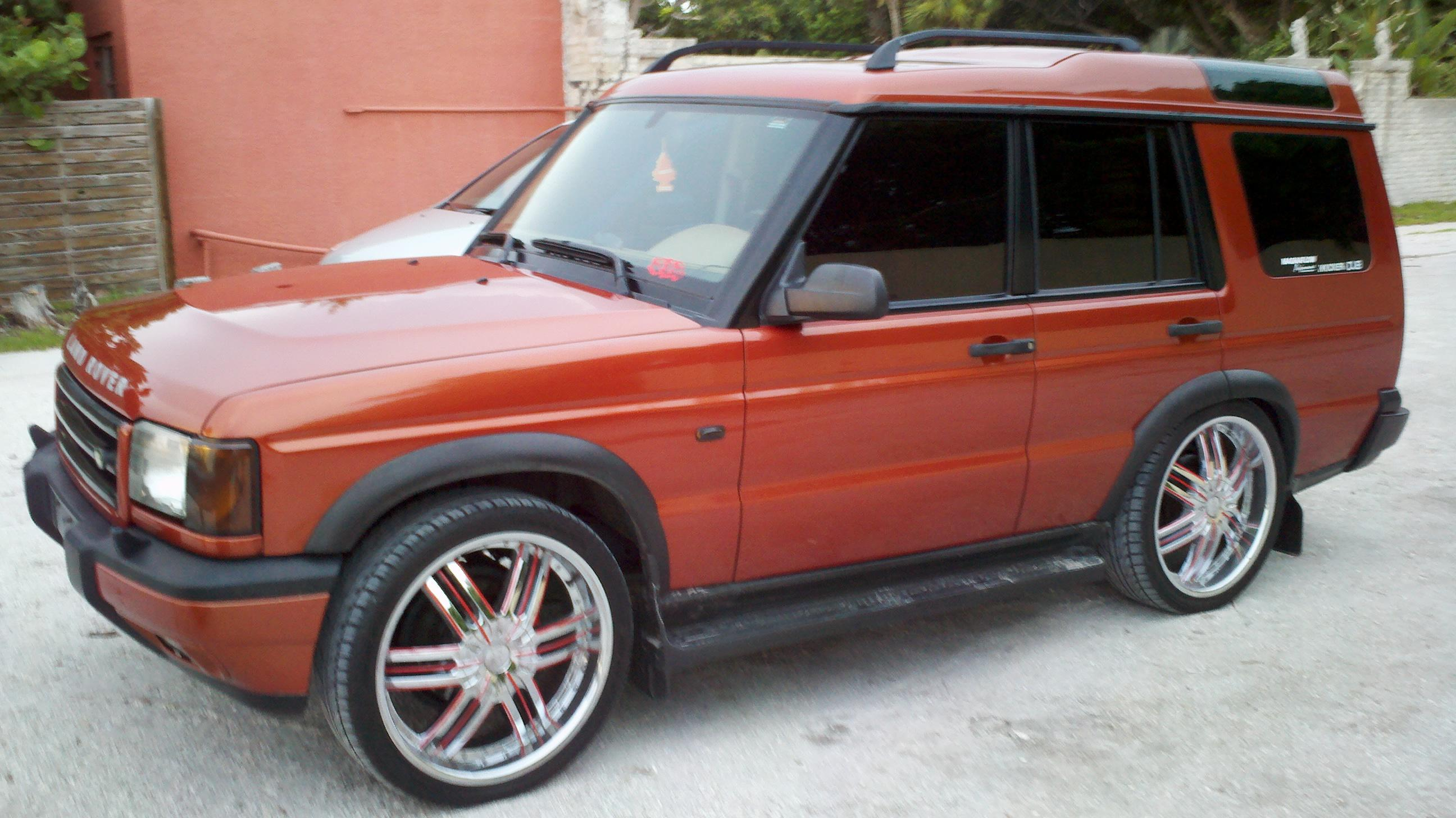 1999 Land Rover Discovery Ii Pictures Information And