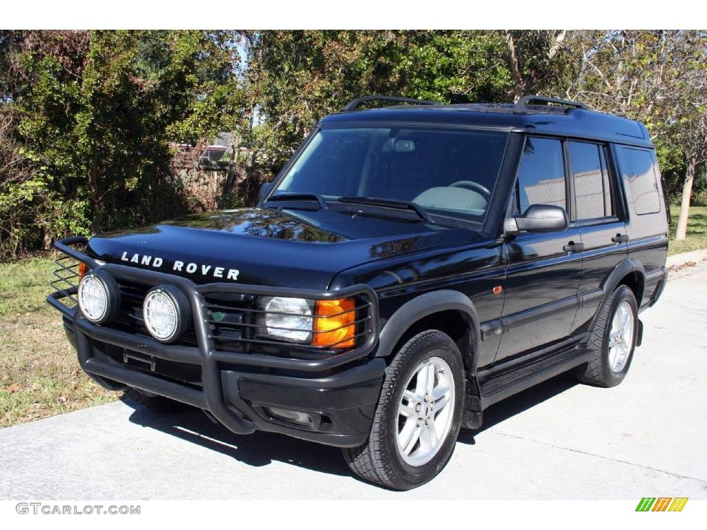 2000 land rover discovery ii pictures information and specs auto. Black Bedroom Furniture Sets. Home Design Ideas