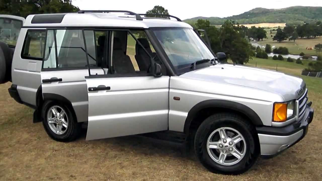 2002 land rover discovery ii pictures information and specs auto. Black Bedroom Furniture Sets. Home Design Ideas