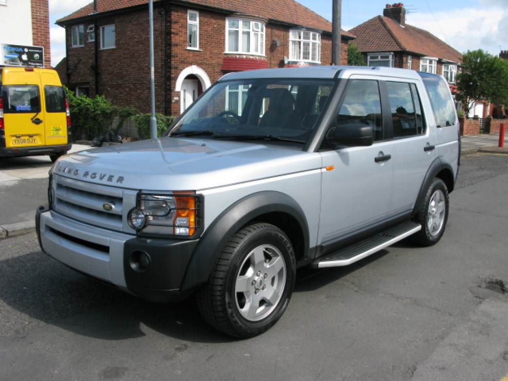 Discovery Land Rover >> land rover discovery iii 2006 wallpaper - Auto-Database.com