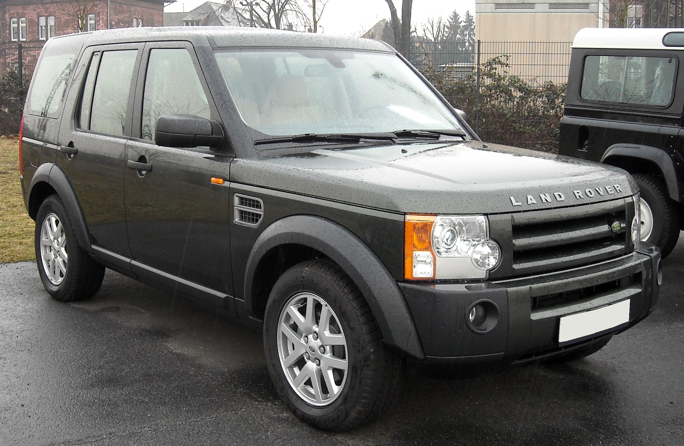 land rover discovery iii pictures information  specs auto databasecom