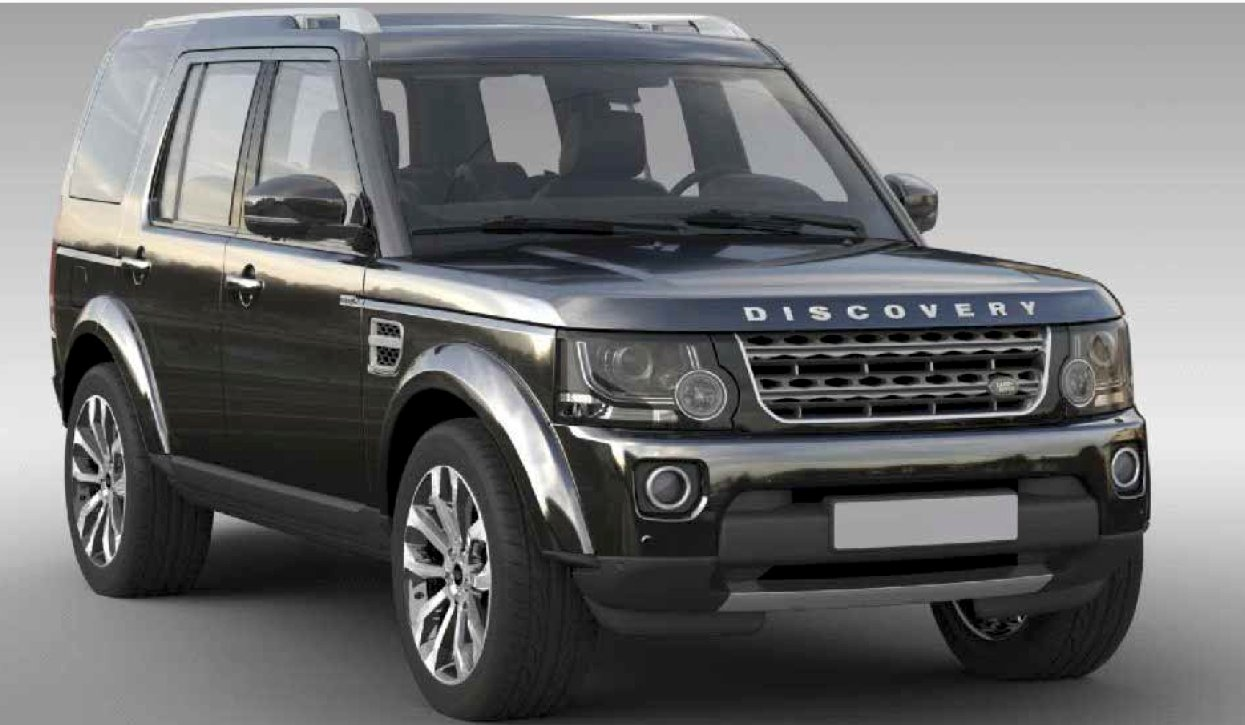 2014 Land Rover Discovery Iii Pictures Information And Specs