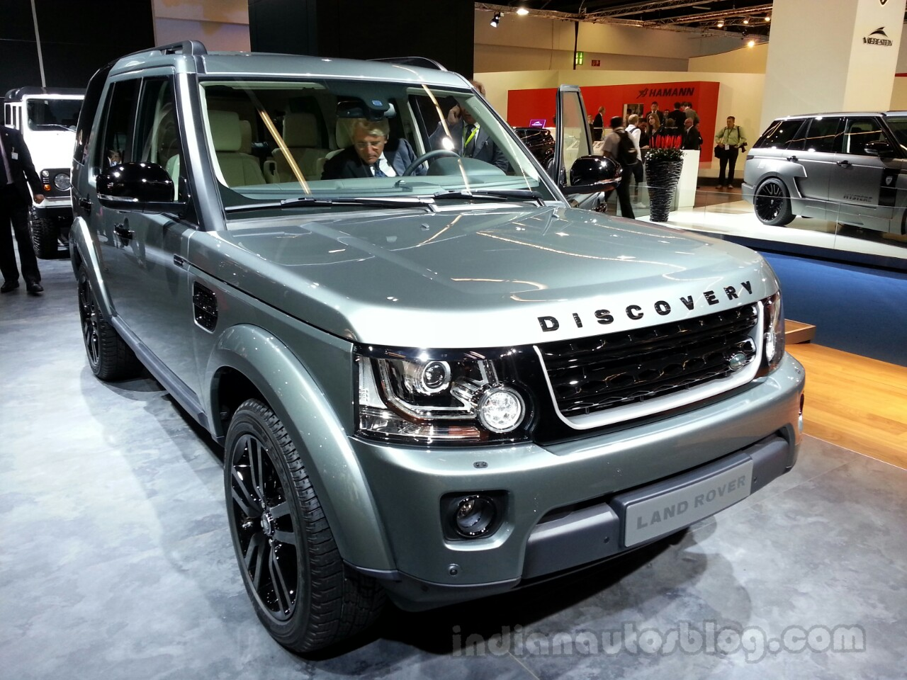 land rover discovery iii 2014 models - Auto-Database.com