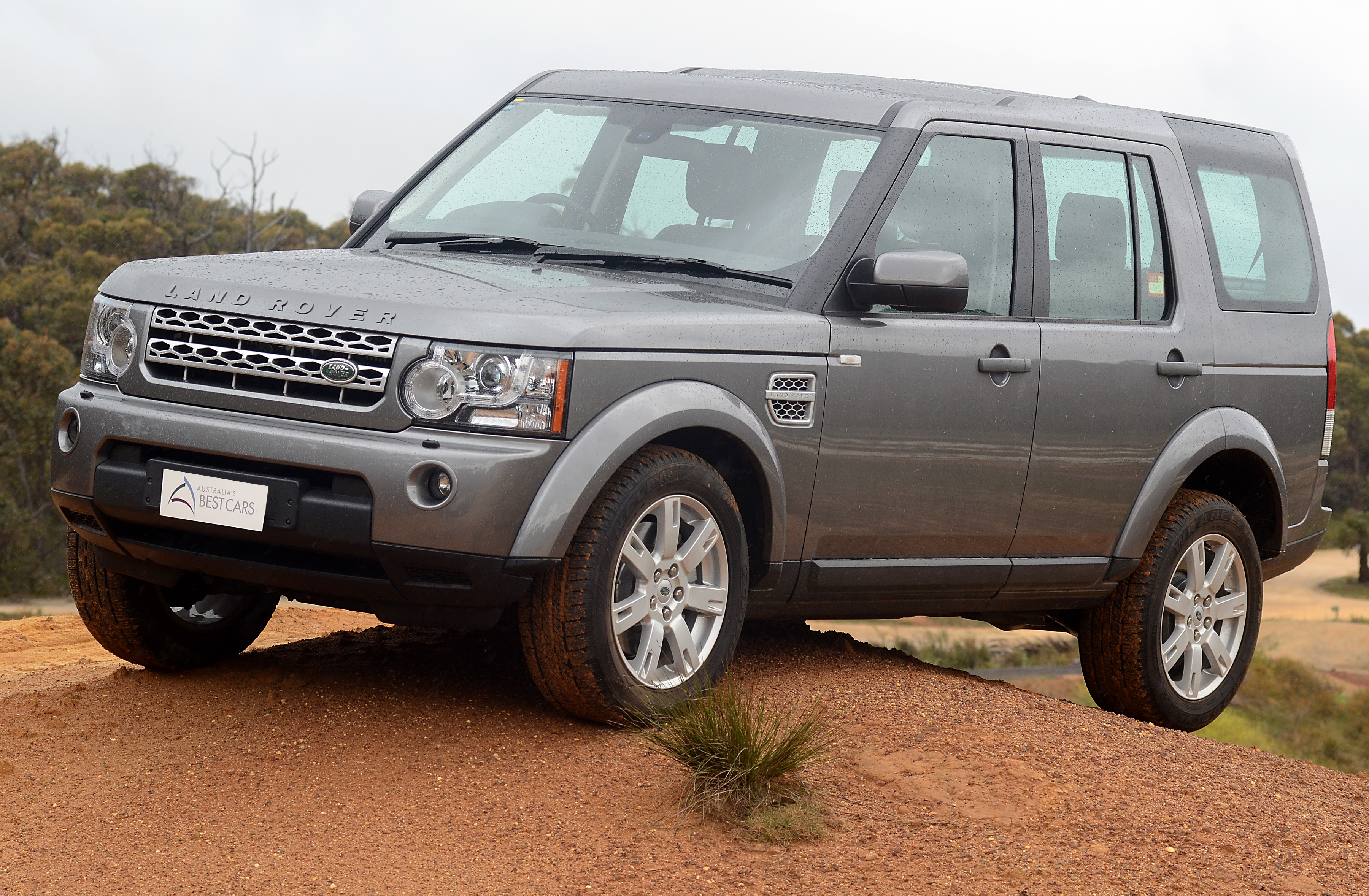 land rover discovery images #8