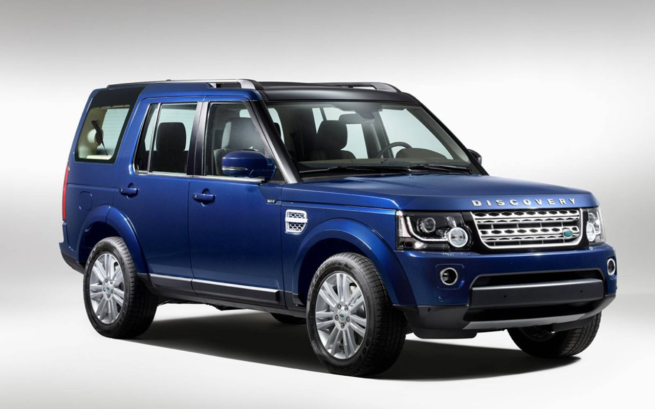 Land Rover Discovery Iv 2016 Pictures