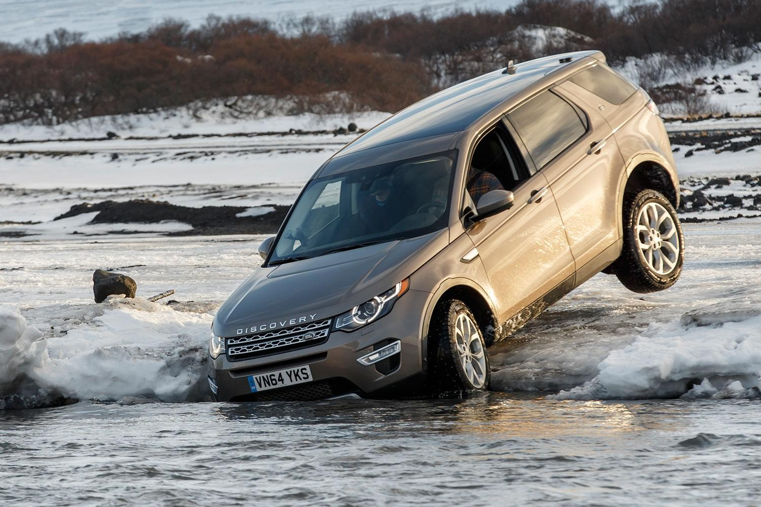 land rover discovery pics #14
