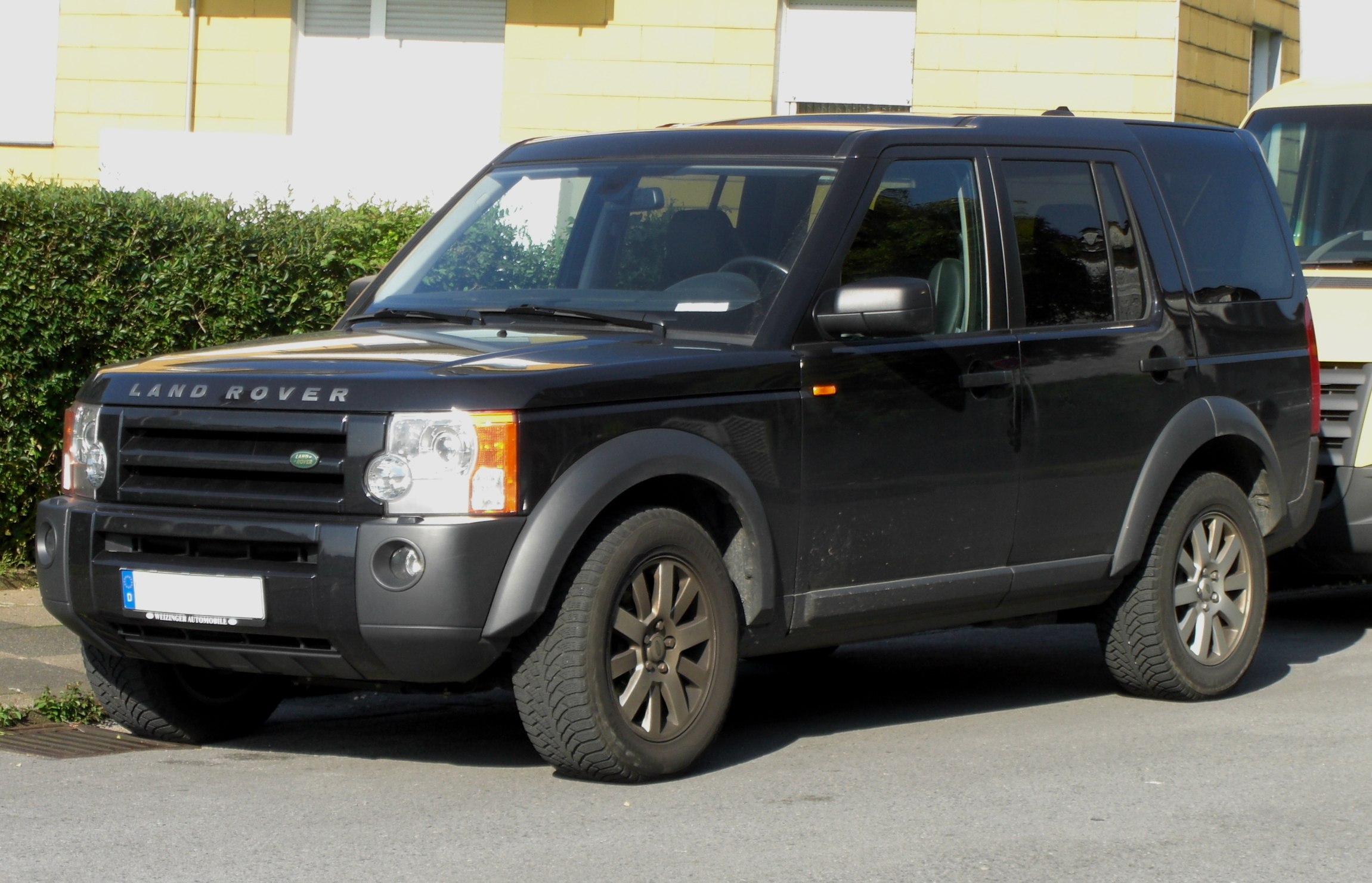 land rover discovery pictures #3