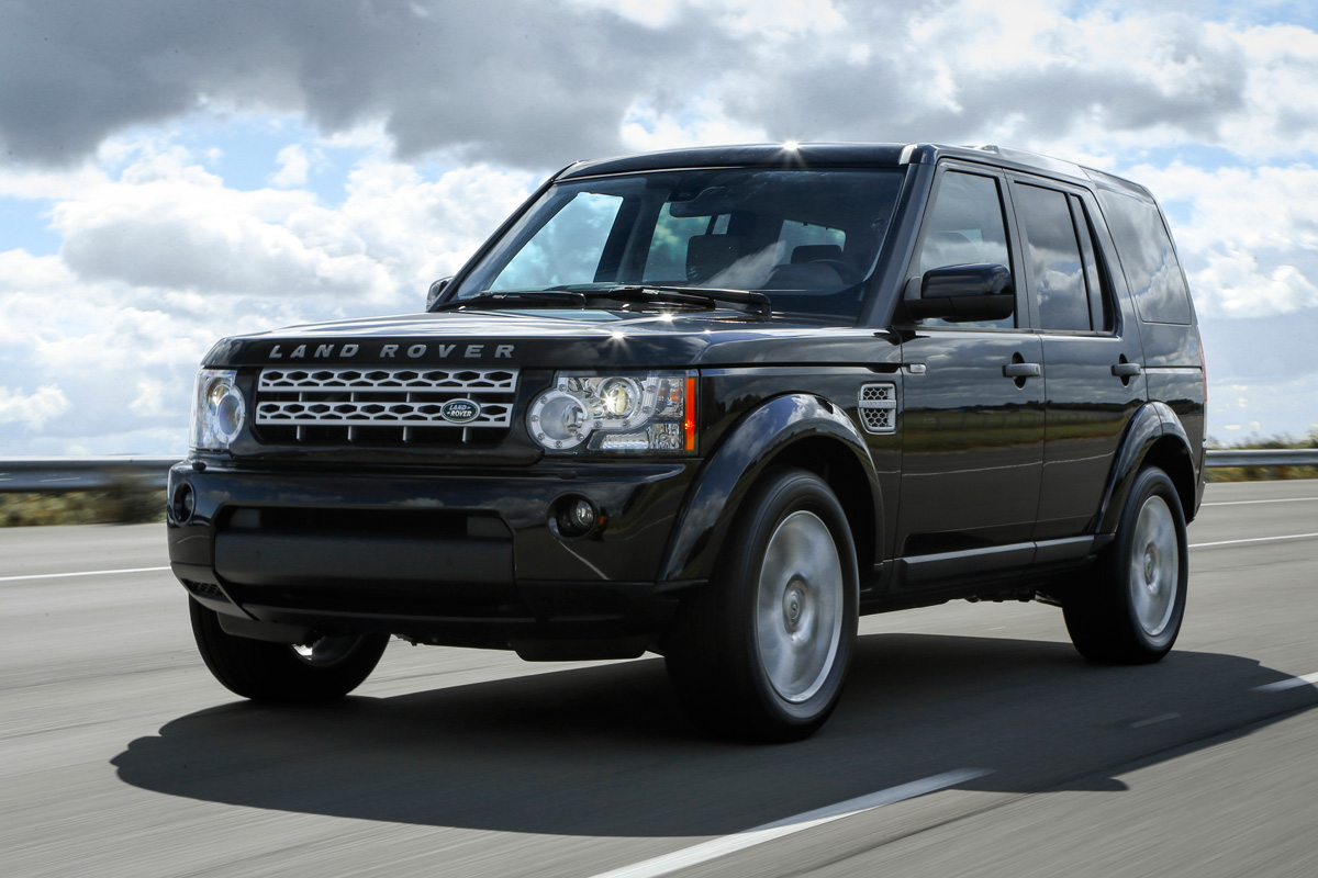 land rover discovery seriess #7