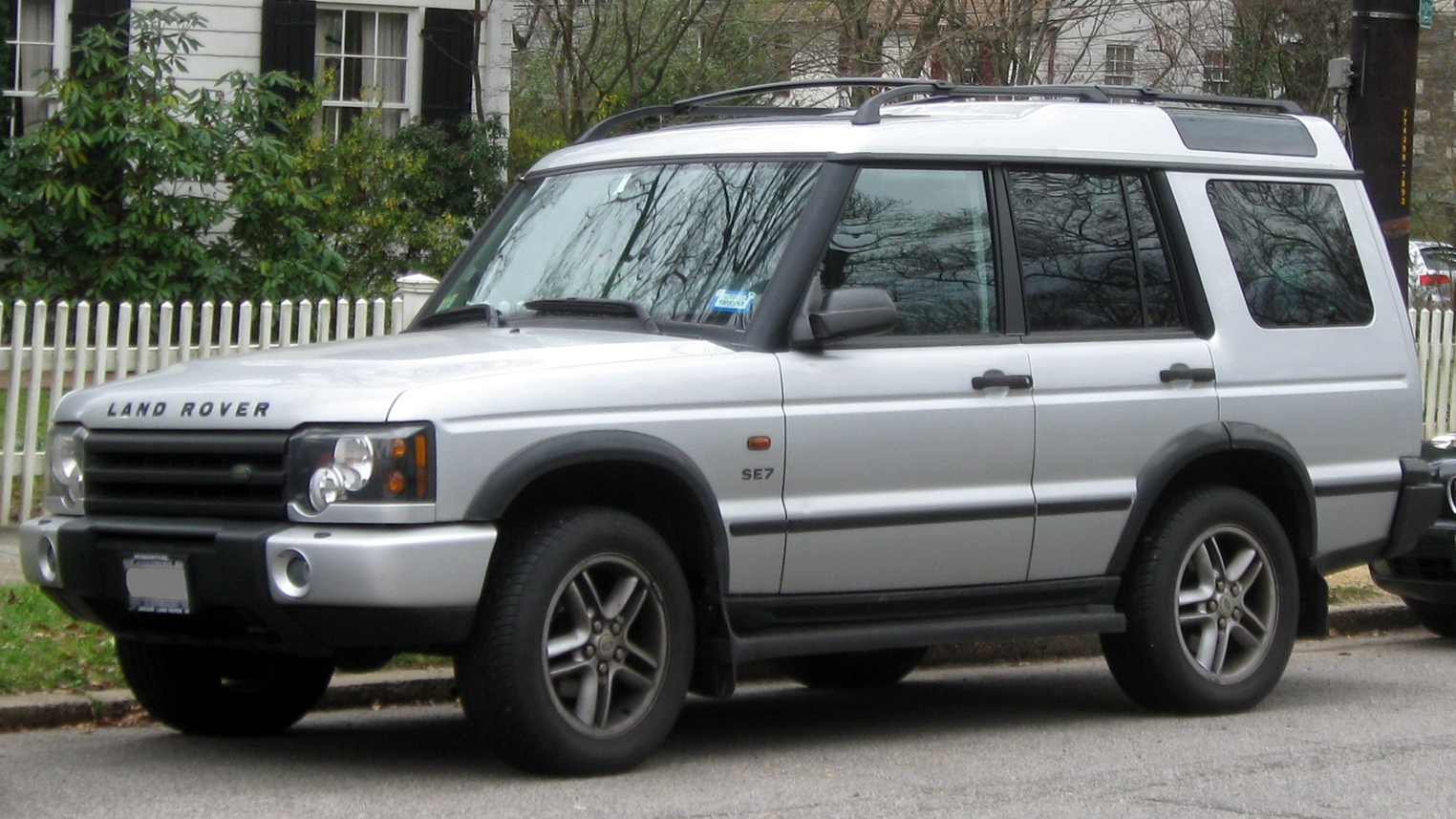 land rover discovery seriess #15