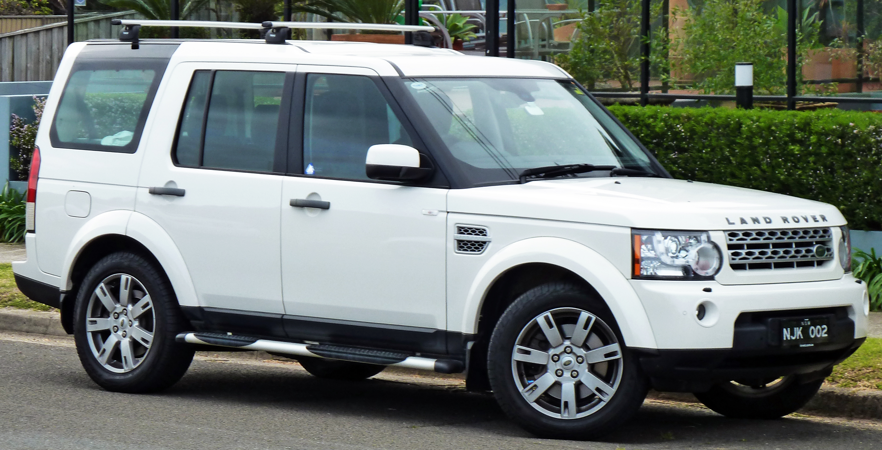 land rover discovery wallpaper #1