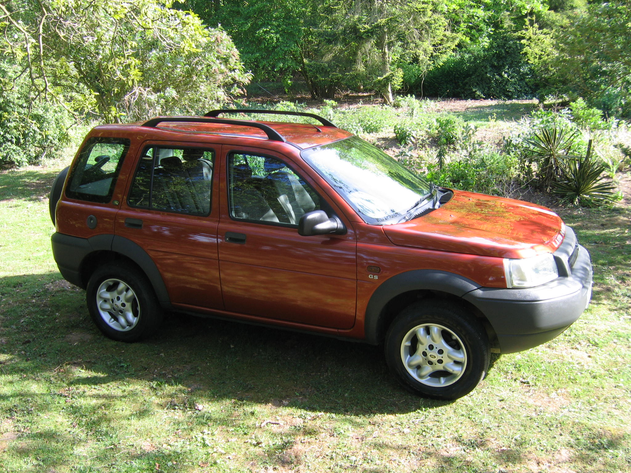 2001 land rover freelander ln pictures information and specs auto. Black Bedroom Furniture Sets. Home Design Ideas