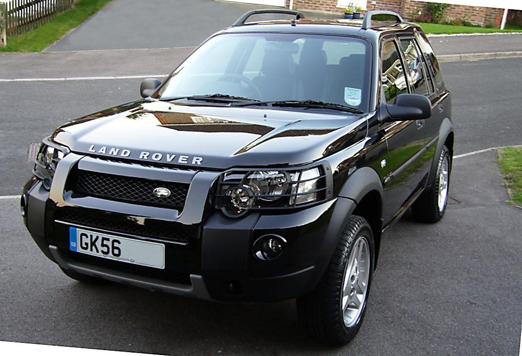 land rover freelander pictures #4