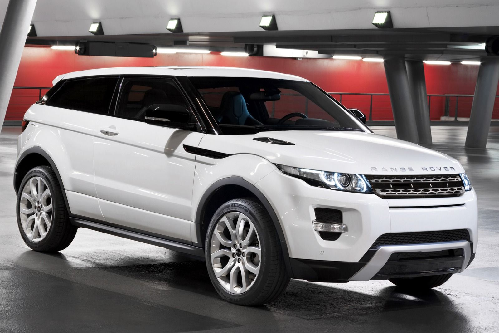 2015 Land rover Range rover evoque – pictures information and specs