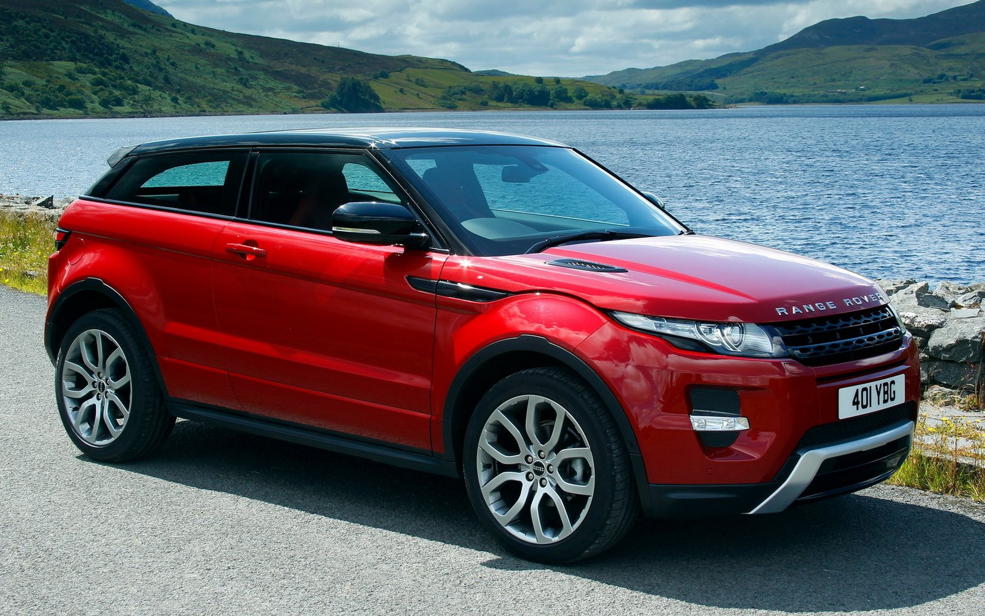 land rover range rover evoque images #3