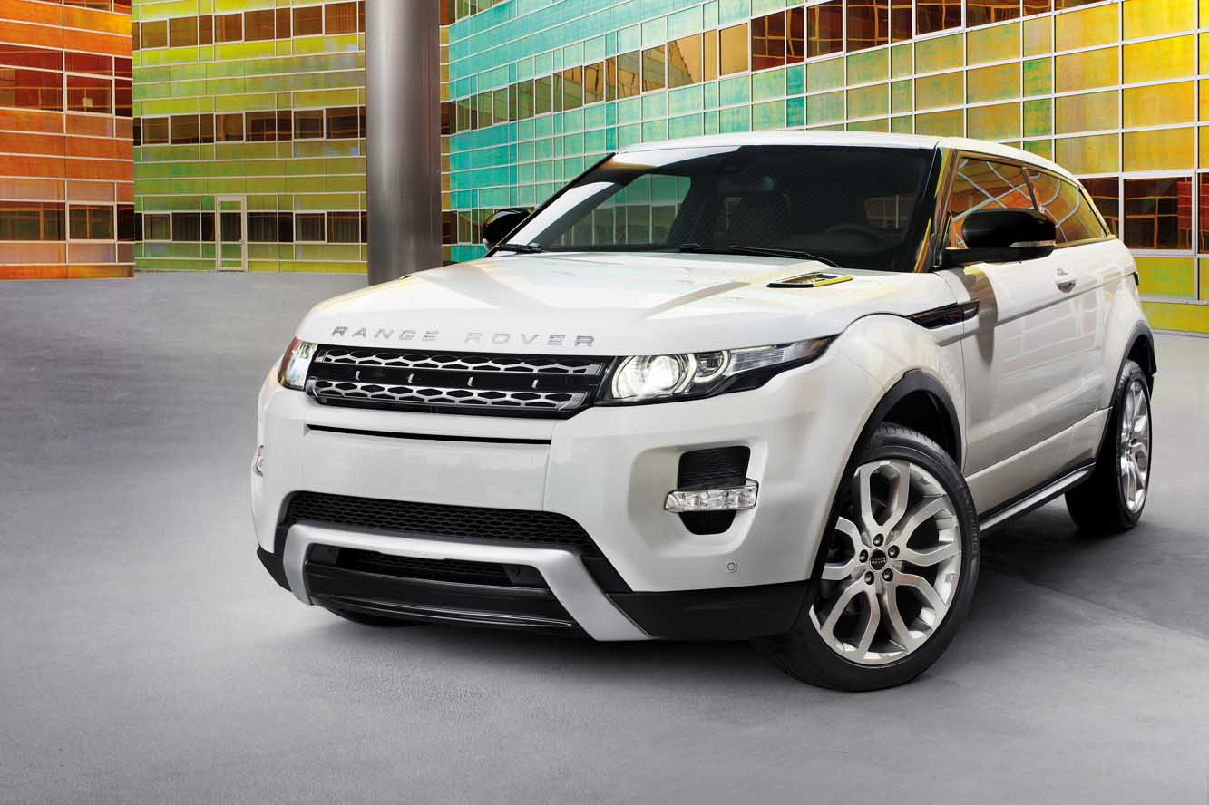 land rover range rover evoque pictures #14