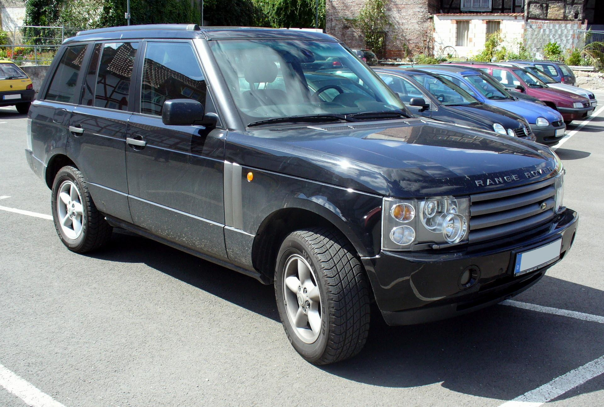 2007 land rover range rover iii pictures information and specs auto. Black Bedroom Furniture Sets. Home Design Ideas