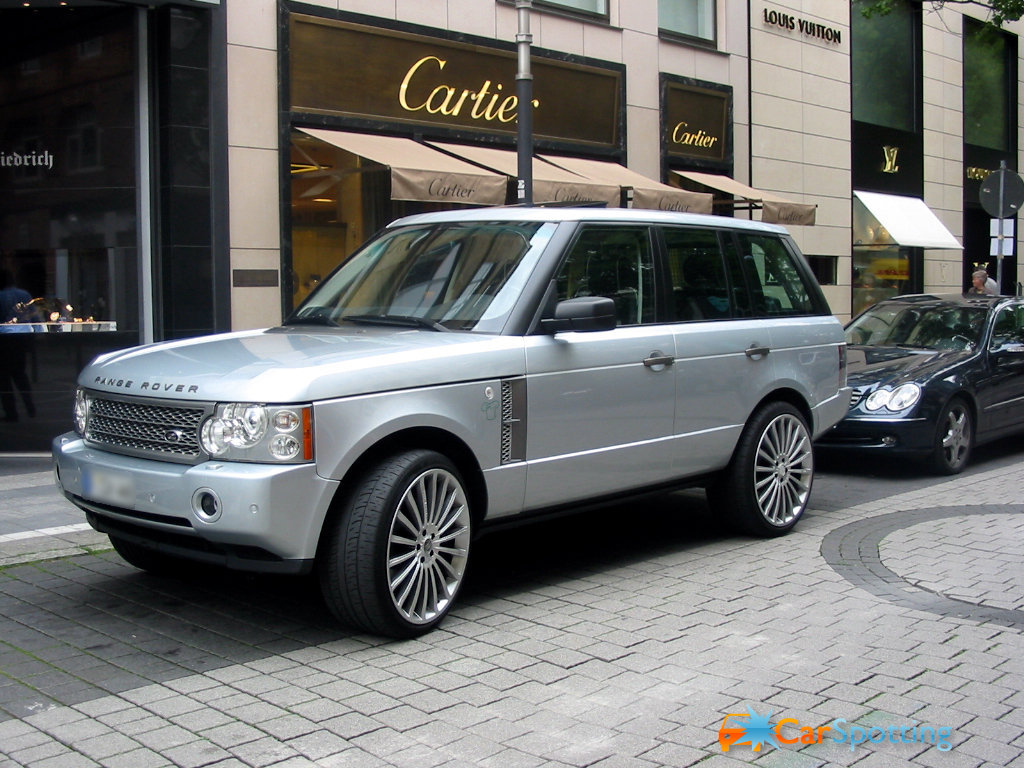 2008 land rover range rover iii pictures information and specs auto. Black Bedroom Furniture Sets. Home Design Ideas