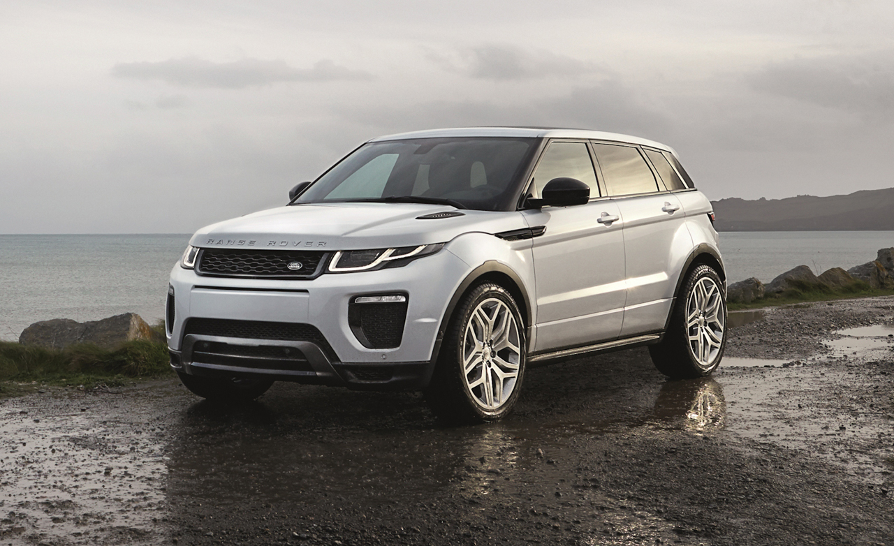 2016 Land rover Range rover iii – pictures, information and specs