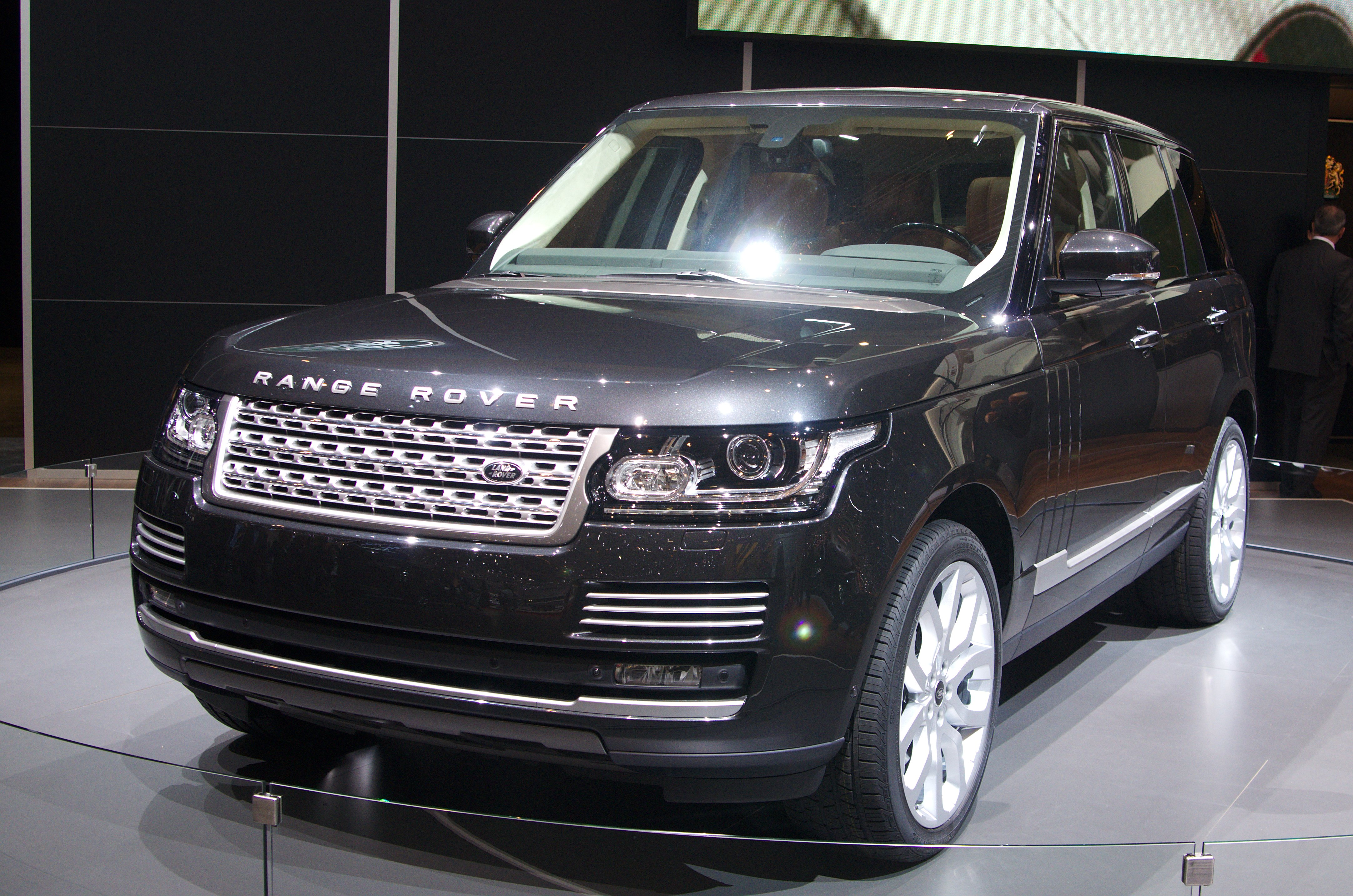 land rover range rover pictures #13