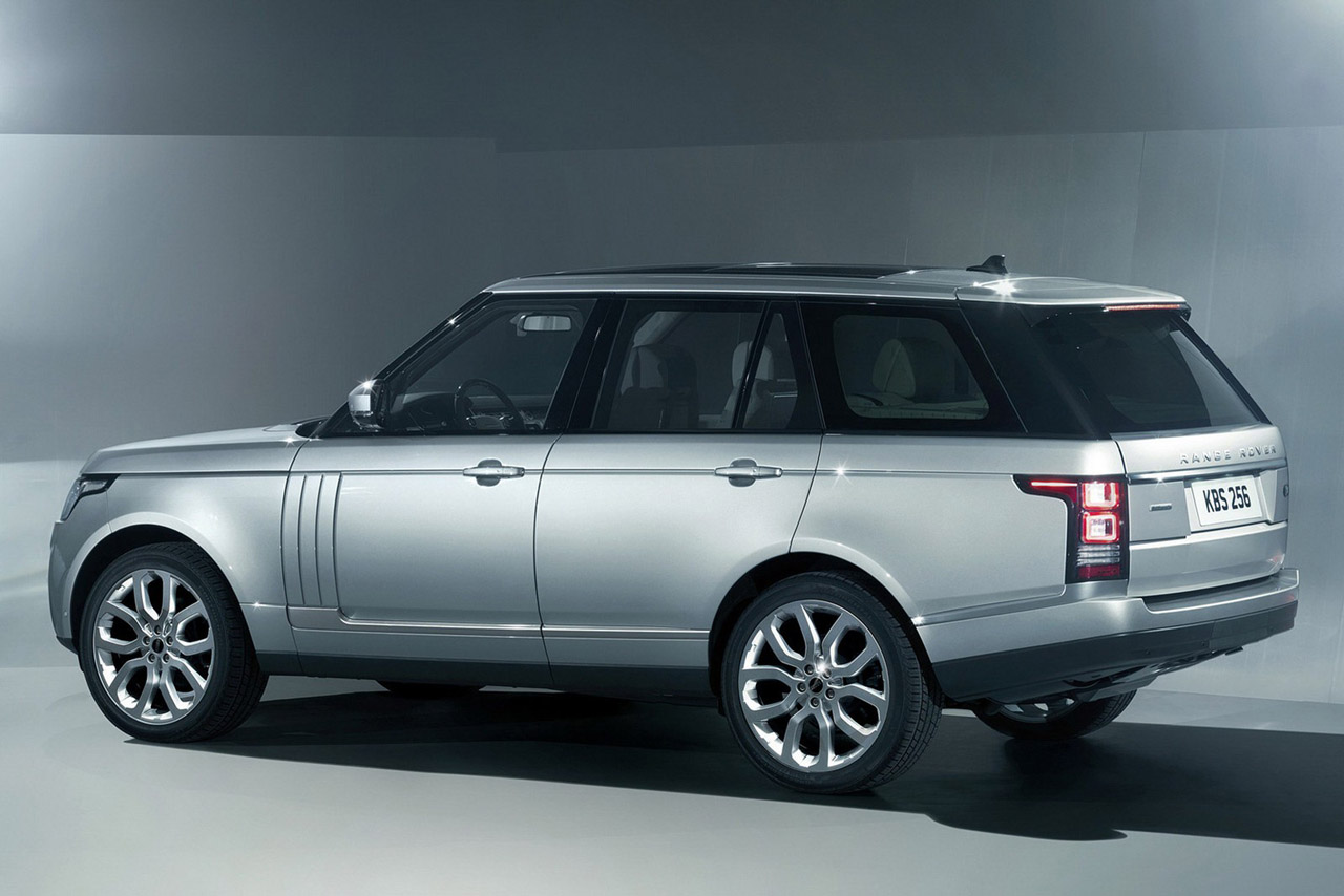 land rover range rover seriess #9