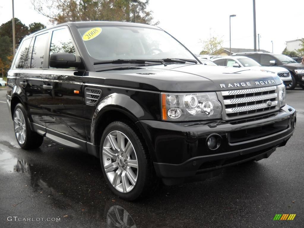 2008 land rover range rover sport pictures information and specs auto. Black Bedroom Furniture Sets. Home Design Ideas