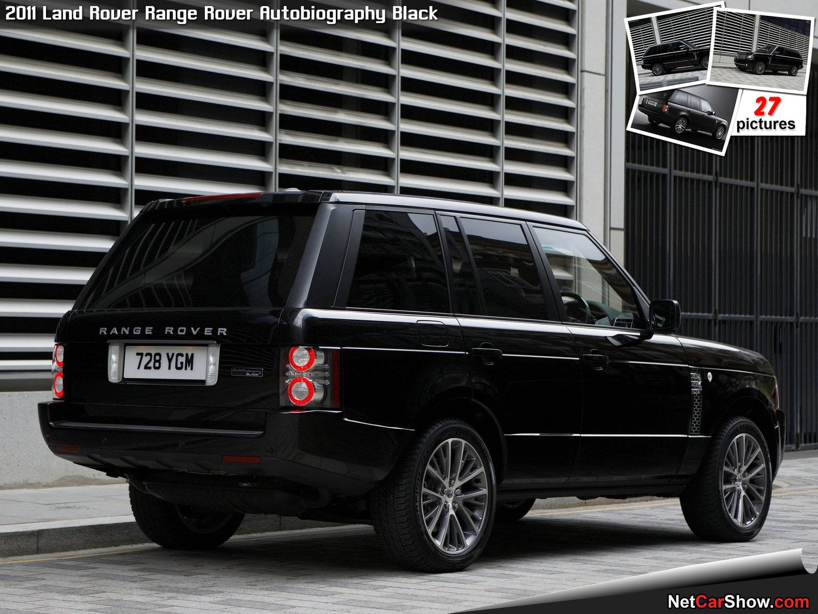 Land Rover Range Rover Wallpaper Auto Databasecom