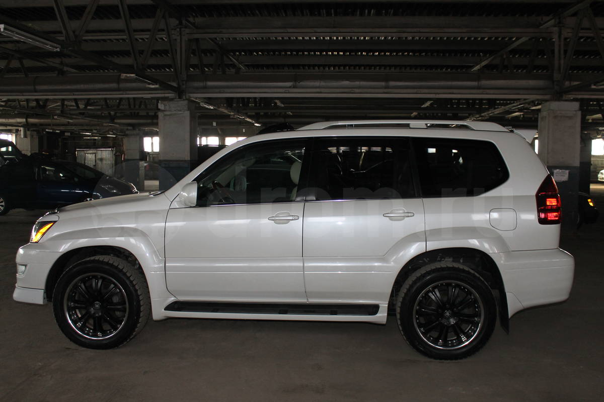 2006 lexus gx 470 pictures information and specs auto. Black Bedroom Furniture Sets. Home Design Ideas