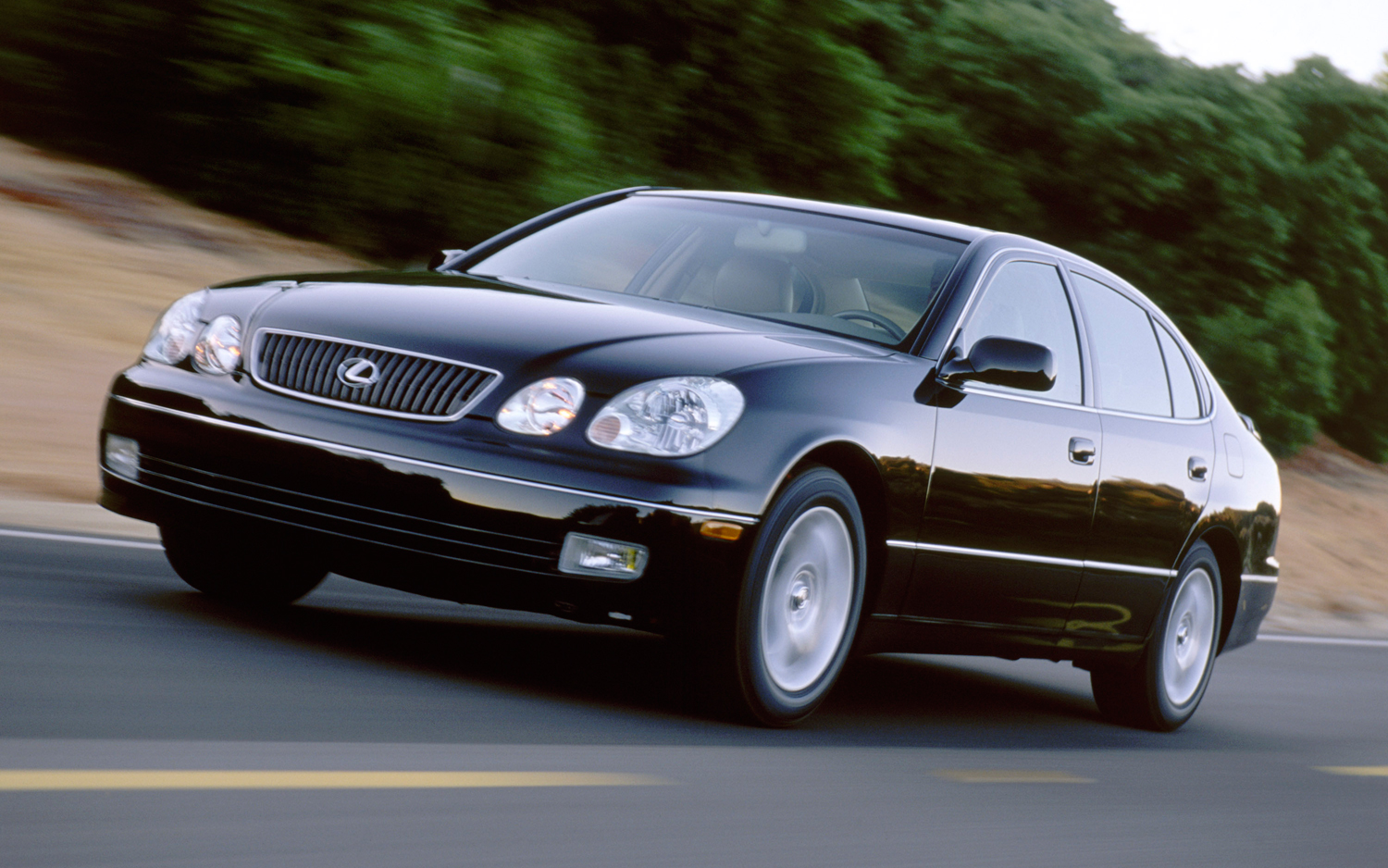 2001 Lexus Is – pictures, information and specs - Auto ...
