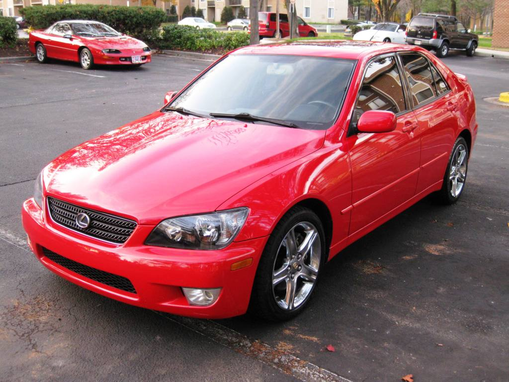 lexus is 2002 images