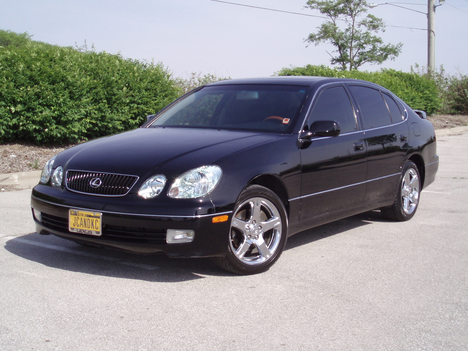 lexus is 2002 pics