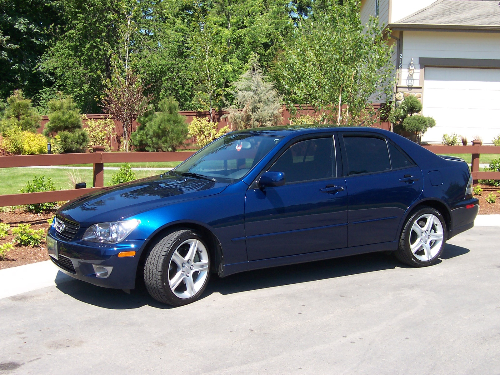 lexus is 2004 images
