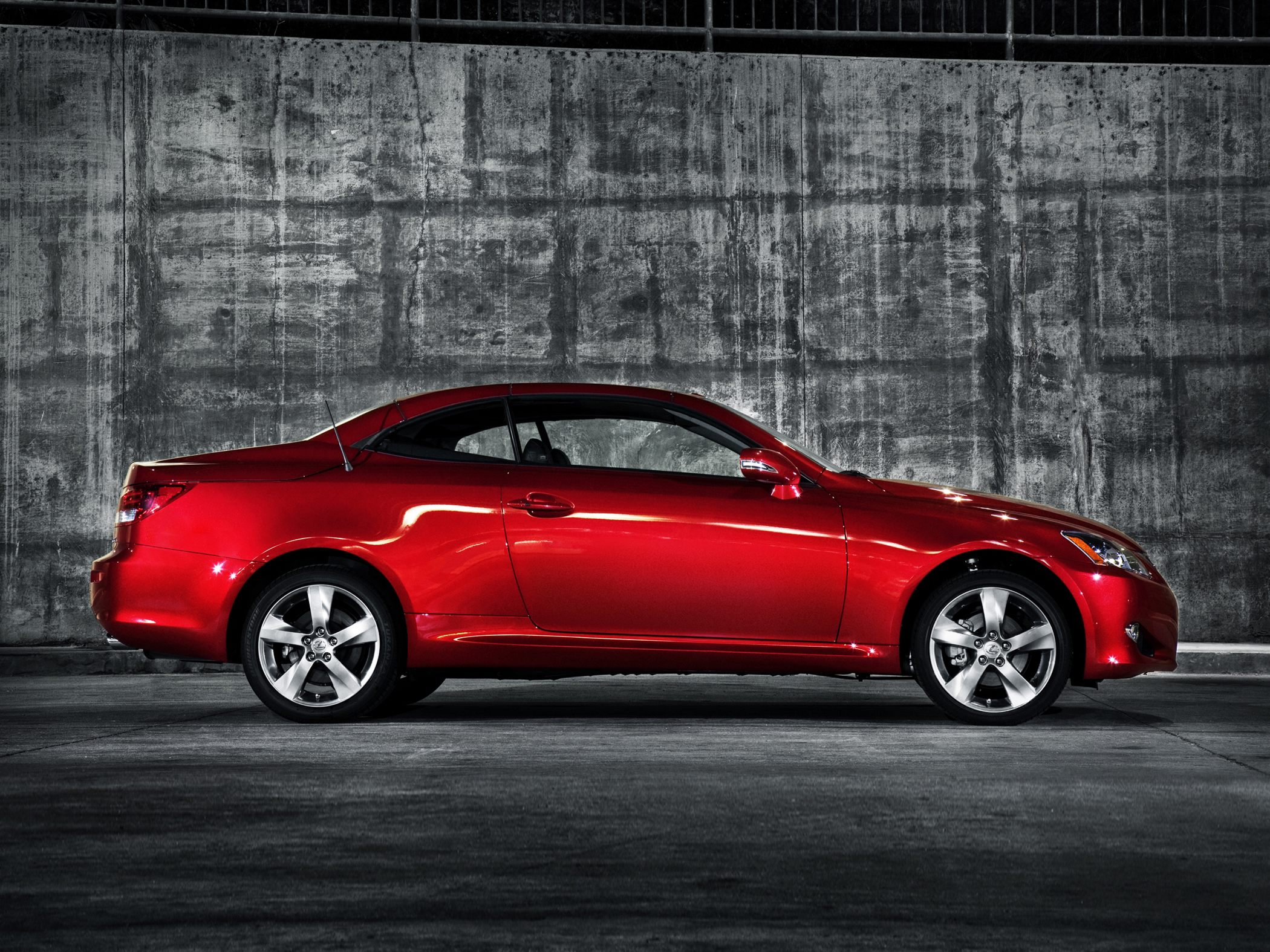 lexus is c 2012