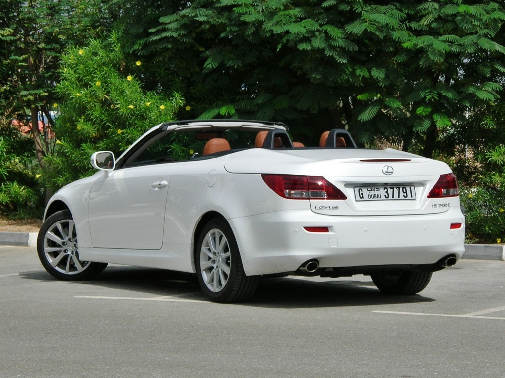 lexus is c 2012 wallpaper