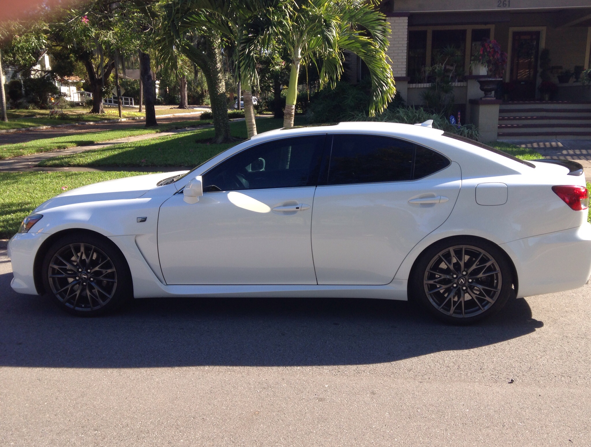 Captivating Lexus Is F 2011 Pictures #15