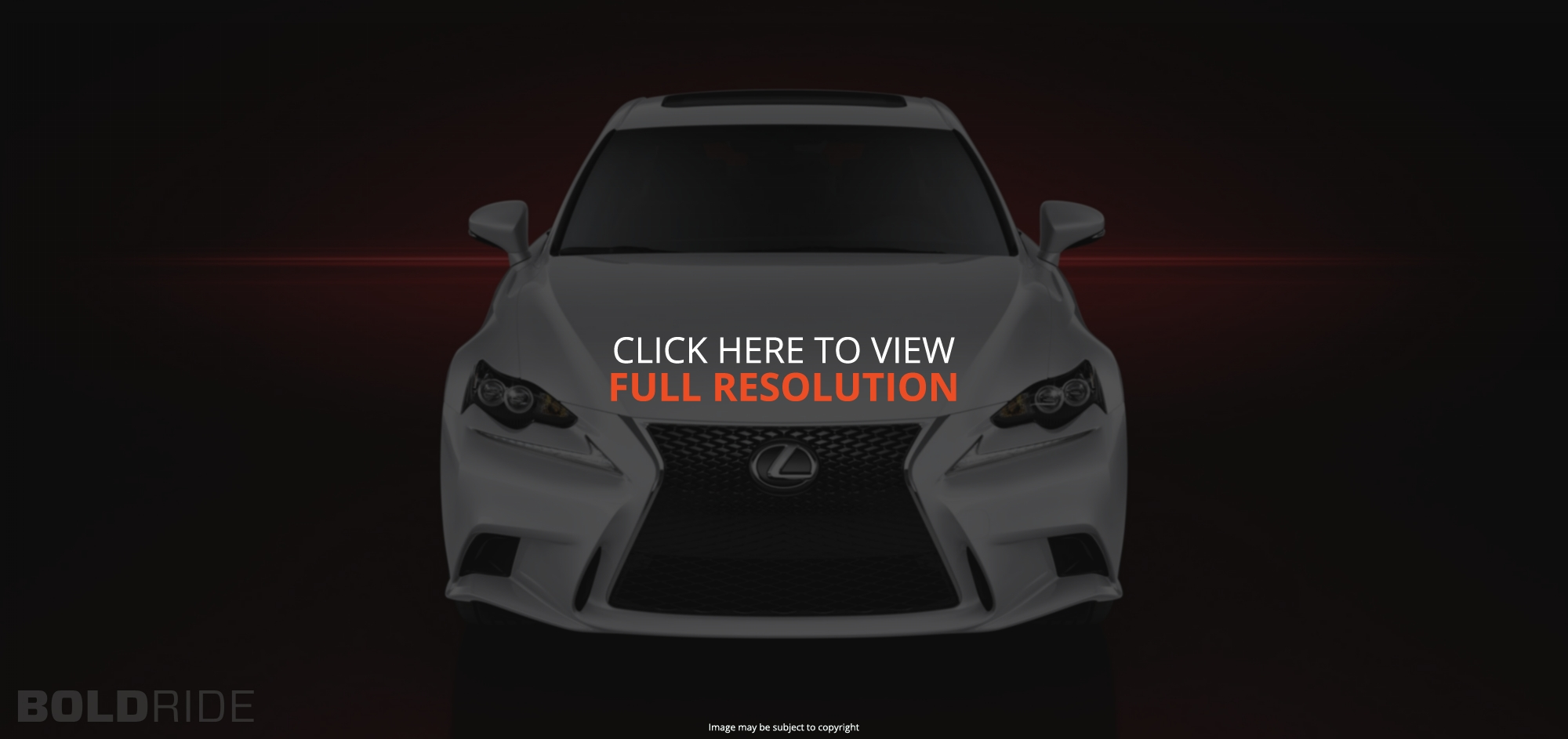 lexus is ii 2014 pictures