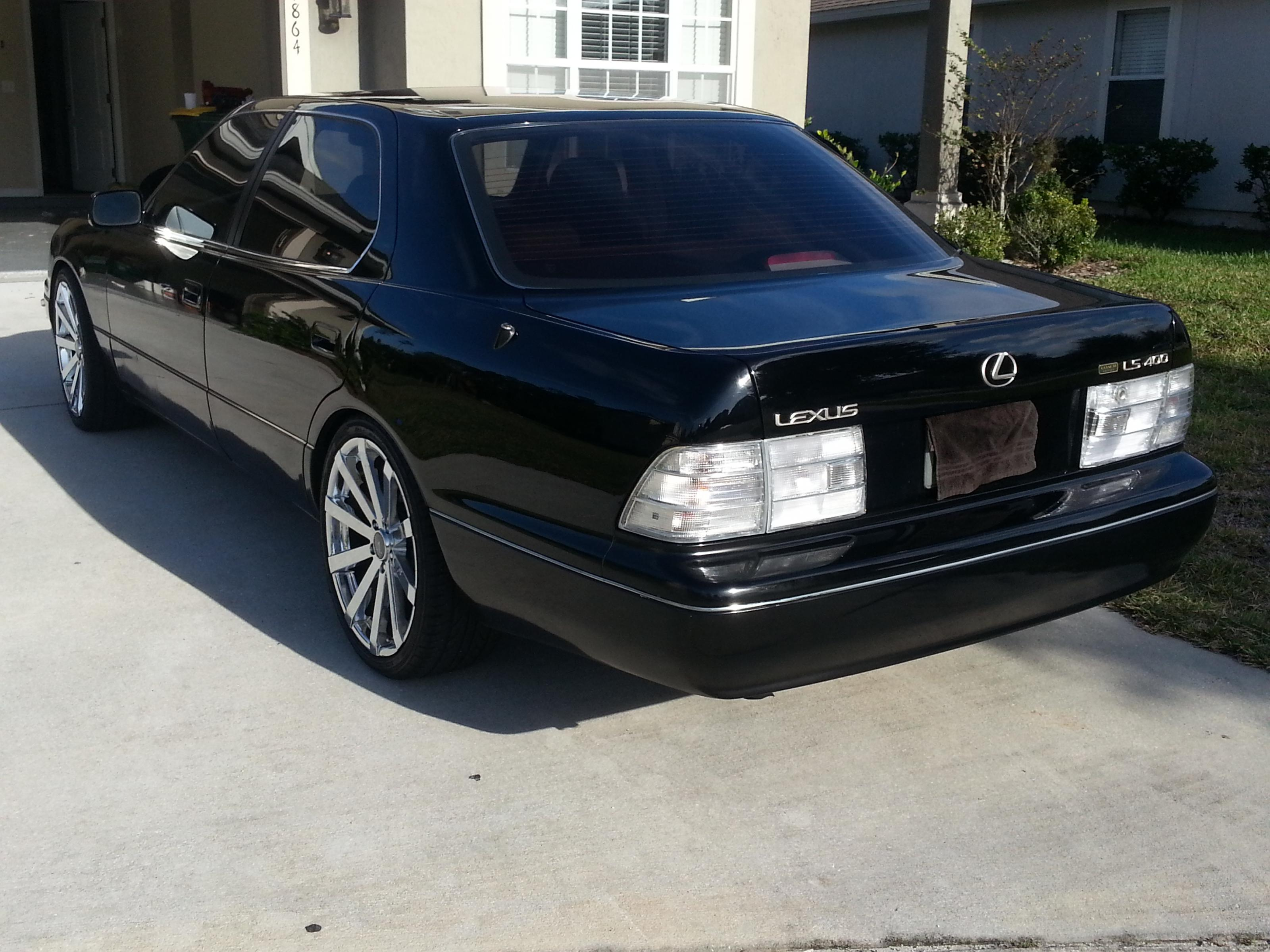 1996 lexus ls 400 pictures information and specs auto. Black Bedroom Furniture Sets. Home Design Ideas