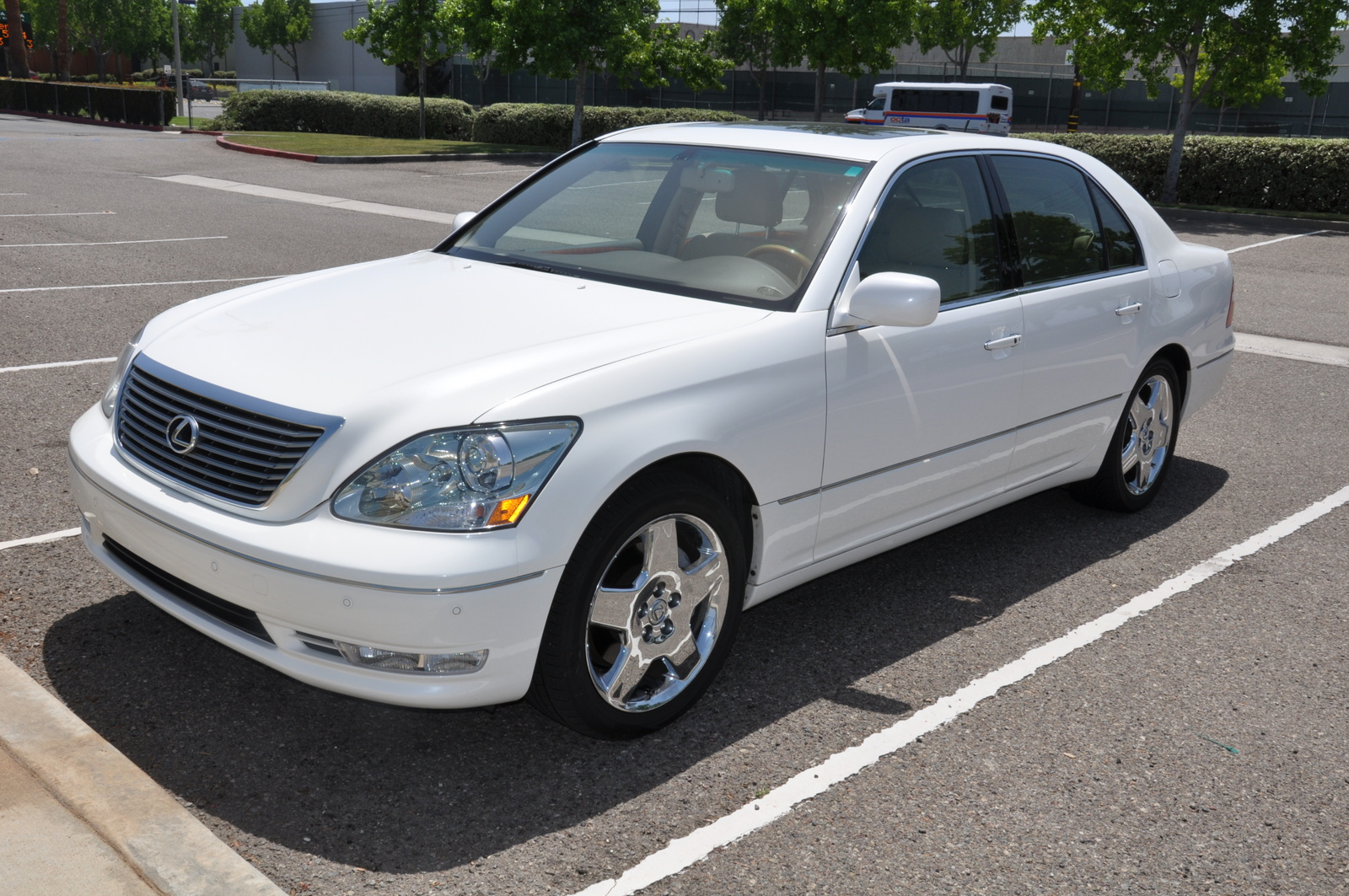2005 lexus ls 430 pictures information and specs auto. Black Bedroom Furniture Sets. Home Design Ideas