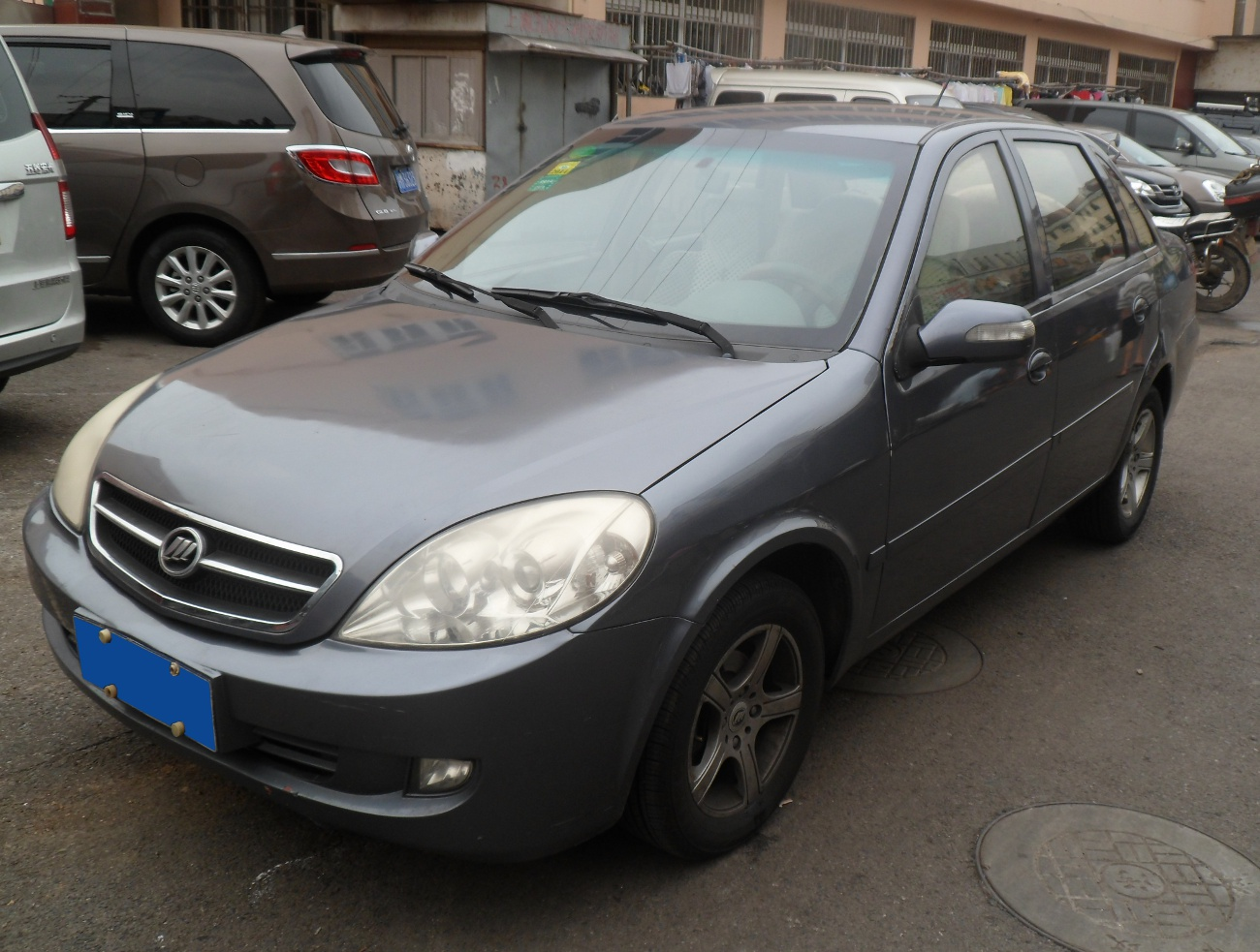 lifan 520 images #3