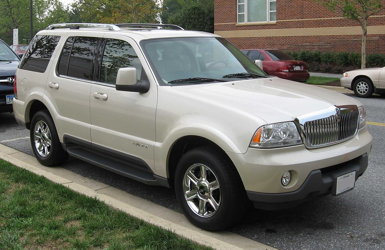 lincoln aviator seriess