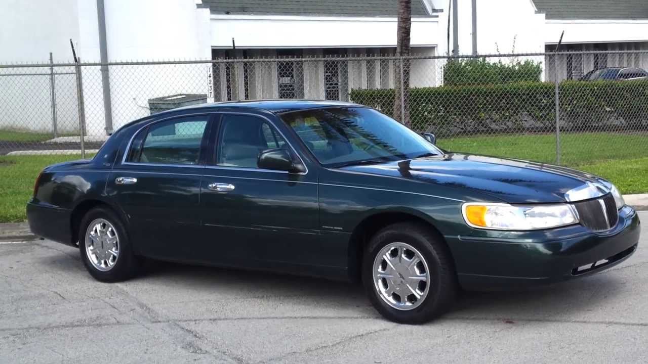 1999 Lincoln Continental Pictures Information And Specs Auto