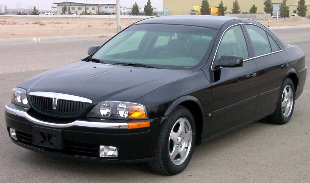 lincoln ls seriess