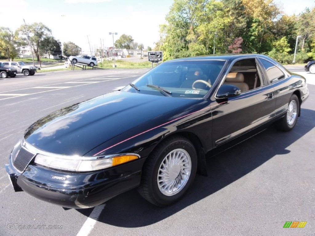 1995 lincoln mark viii pictures information and specs. Black Bedroom Furniture Sets. Home Design Ideas