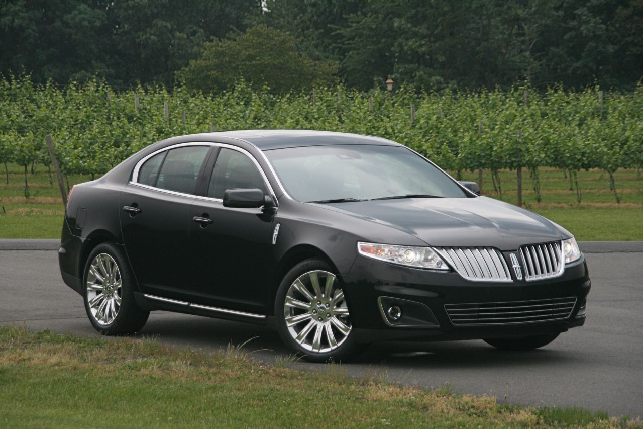 lincoln mks pictures