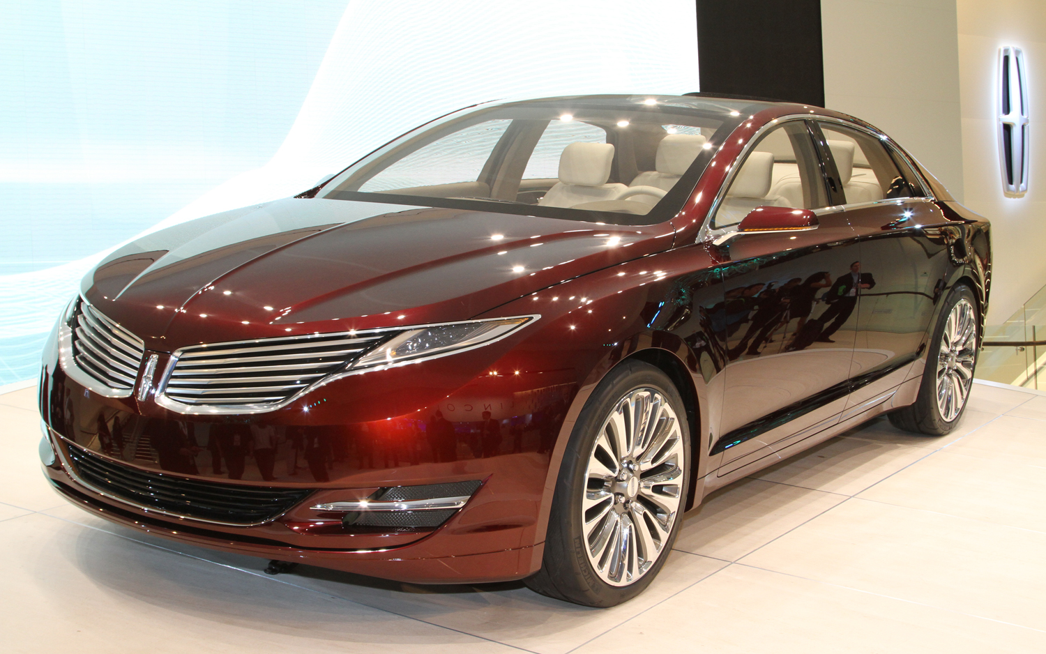 lincoln mkz images