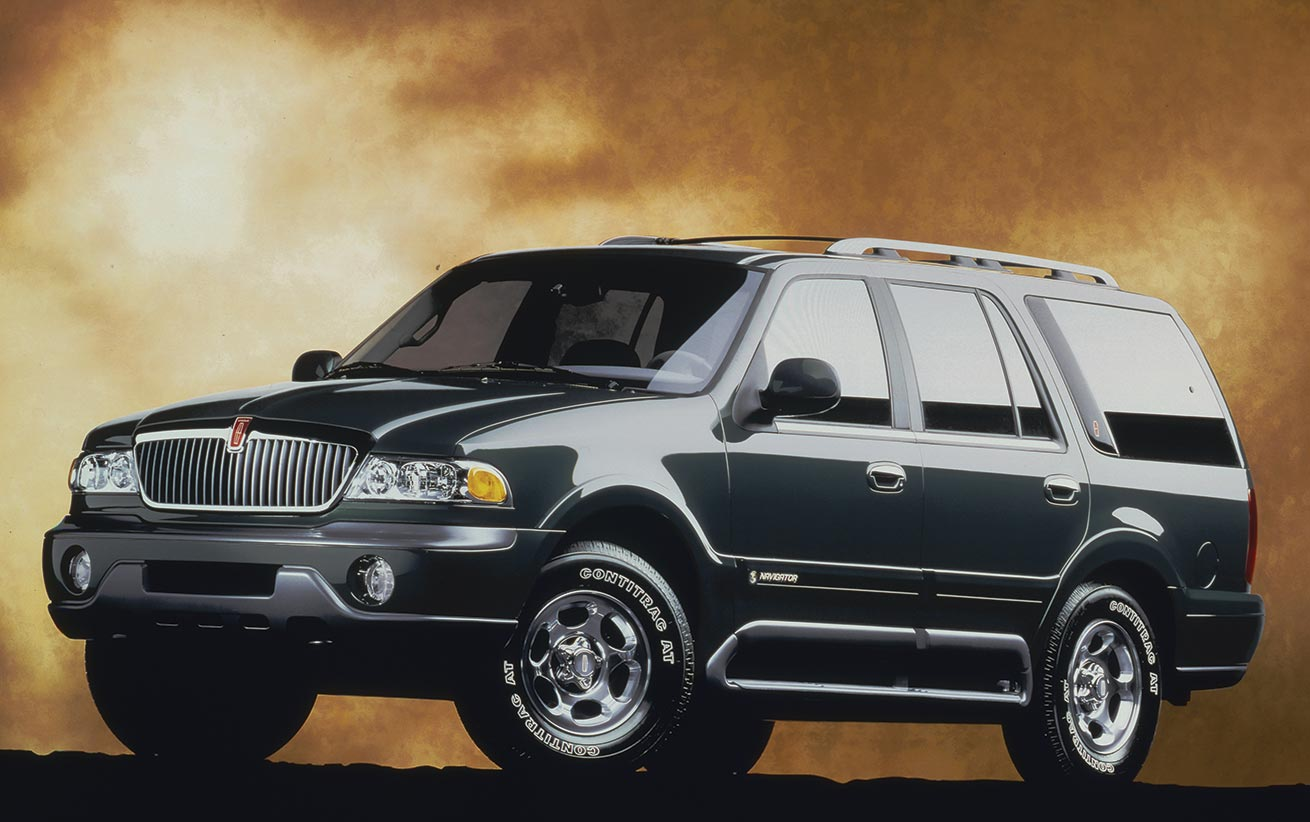 1998 Lincoln Navigator I Pictures Information And Specs Auto Database Com
