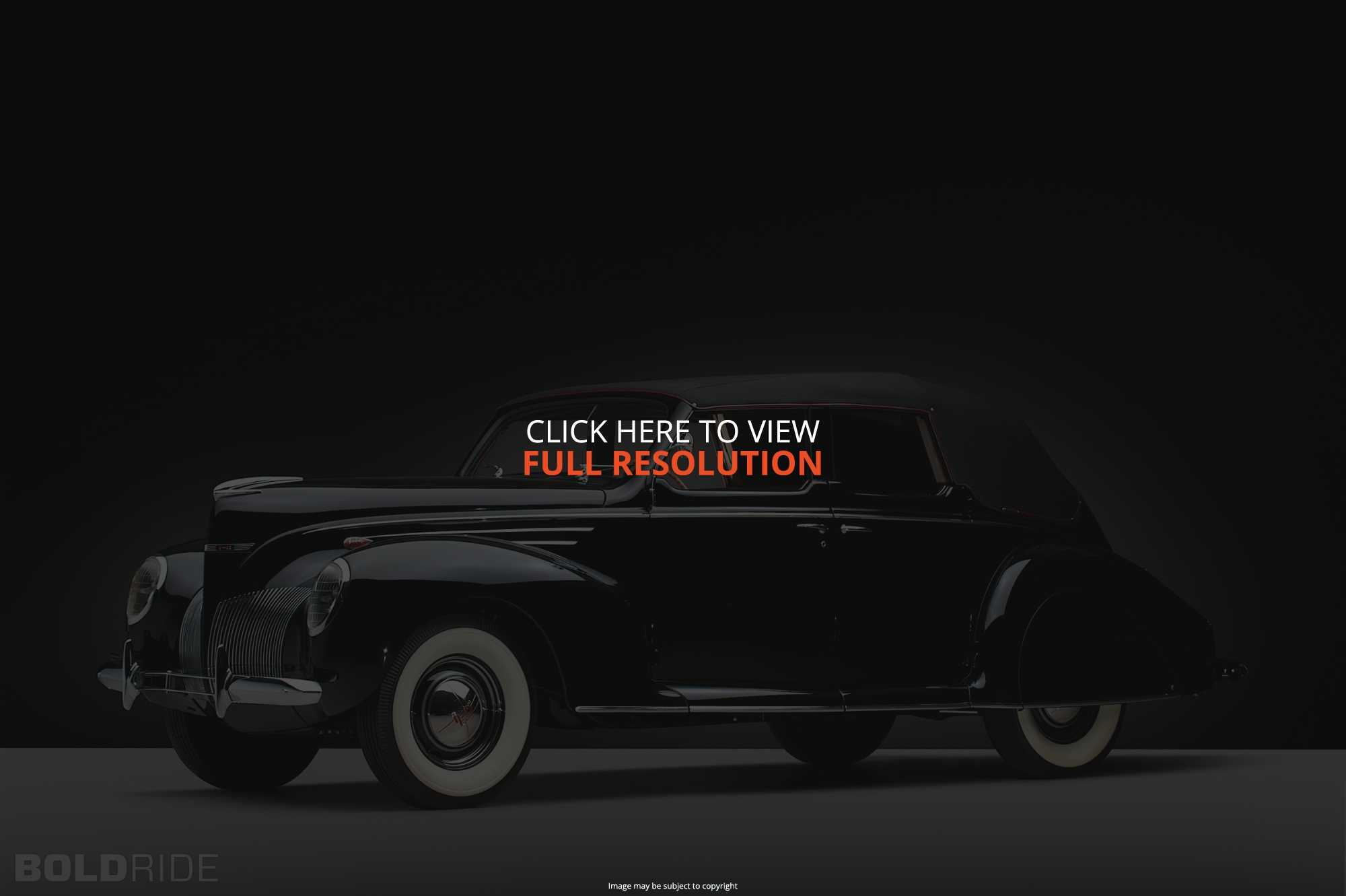 lincoln zephyr images