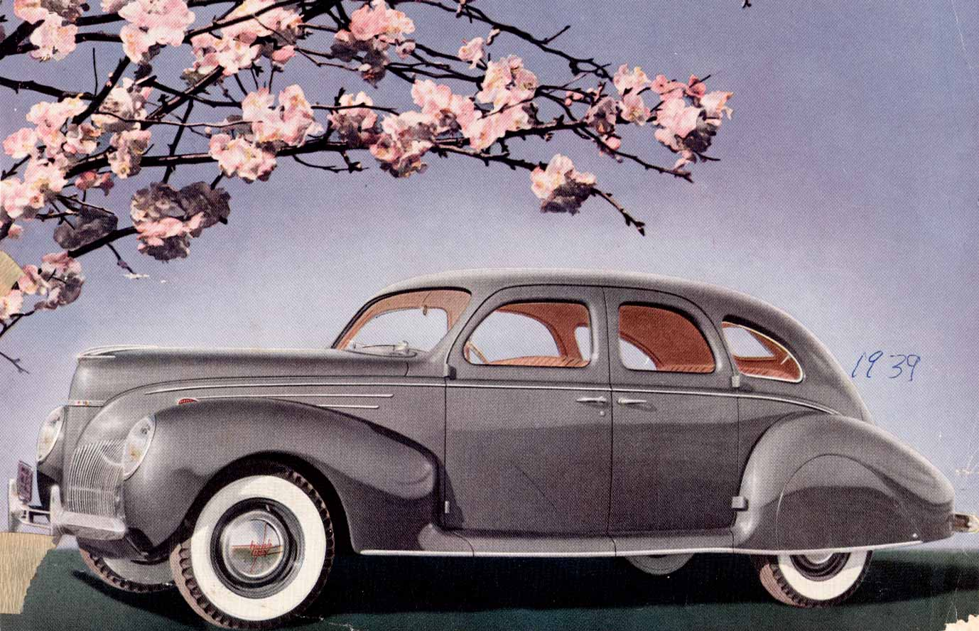 lincoln zephyr pictures